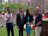 'Fox & Friends' Hosts A Pool Party