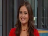 Danica McKellar's 'Do Not Open This Math Book' Hits Shelves
