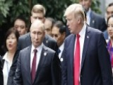 What Do Dems, GOP Hope To Get Out Of Trump-Putin Summit?