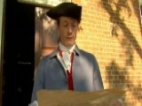 'Thomas Jefferson' Reads From Declaration Of Independence