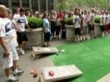 'Fox & Friends' Cornhole Tournament