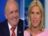Rudy Giuliani: Strzok's Defense Is Ridiculous, Pathetic