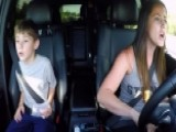 'Teen Mom' Star Jenelle Evans Pulls Out Gun With Son In Car