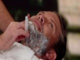Pete Hegseth Gets A Close Shave