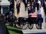 Senator John McCain Laid To Rest