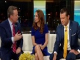 'Fox & Friends' Welcomes Jedediah Bila To The Curvy Couch