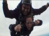 Jedediah Bila And Ed Henry Go Skydiving