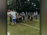 10-year-old With Cerebral Palsy Scores Touchdown