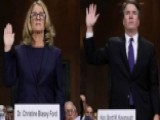 Body Language Expert Talks Key Moments From Ford Testimony