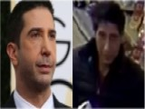'Friends' Star David Schwimmer Resembles UK Thief
