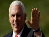Pence Speaking To Central American Leaders On Caravan