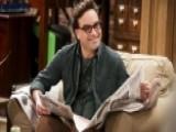 'Big Bang Theory' Anti-Trump Message Asks God To Increase Voter Turnout