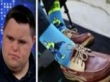 'John's Crazy Socks' Founder Remembers George H.W. Bush