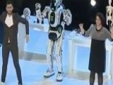 Talking, Dancing Russian Robot A Hoax