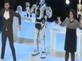 Talking, Dancing Russian Robot A Hoax