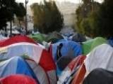 Migrant Caravan Divided Into Two Groups In Tijuana