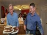 'Dining With Doocy' Grand Prize Winner Alan Wieman's Hummingbird Cake