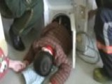 2-year-old Stuck In Washing Machine