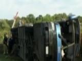 2 Dead, 48 Injured In Delaware Bus Crash