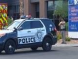 2 Las Vegas Officers Arrest Gunman After Being Ambushed