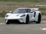 2017 Ford GT Test Drive