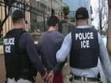 232 Illegal Immigrants Caught In ICE Raids