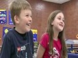 3rd Grader Saves Best Friend's Life In Cafeteria