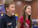 3rd Grader Saves Choking Friend
