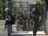3 Israelis Shot Dead In West Bank Settlement