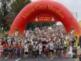 30,000 Runners Expected To Run In Marine Corps Marathon