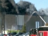 4 Dead, 4 Missing After Plane Crashes Into Building