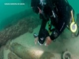 400-year-old Shipwreck Thrills Experts
