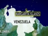 5 US Citizens On Ship Detained By Venezuelan Navy