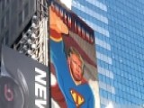 55-foot 'Super Trump' Flies Into Times Square