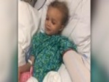 5-year-old Girl Loses Foot In Lawnmower Accident