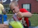 6-Year-Old Raises $10K With Lemonade Stand