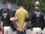 68K Illegals With Criminal Convictions Released In 2013
