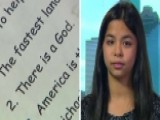 7th-grader Demands Apology Over 'God Is Myth' Lesson