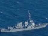 7 Sailors Missing After Navy Destroyer Crash