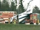 80-year-old Lands Plane After Husband Dies