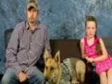 8-year-old's Lemonade Stand Raises Money For Injured Vet
