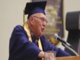 84-year-old Veteran Graduates From High School