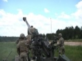82nd Airborne Division Displays America's Military Firepower