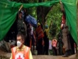 8 Boys Rescued From Thailand Cave