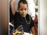 8-year-old Boy Wakes From Coma After Fall From Cliff