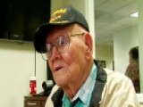94-year-old D-Day Veteran Gets Citizenship Papers
