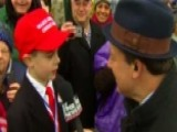 9-year-old Boy: Someday I Want To Be President