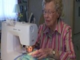 99-year-old Sews For The Needy