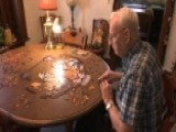 91-year-old Puzzle Man Will Solve Toughest Puzzles