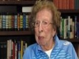 99-year-old Jean Pogue Speaks About Her Passion For Voting
